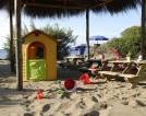 Kids Corner am Strand