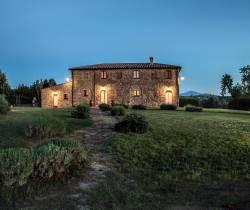 Haus Nacht