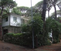 Casa di Vito - Sicht von der Strasse