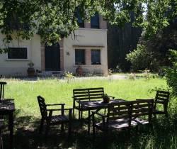 Casa di Caccia Sitzplatz
